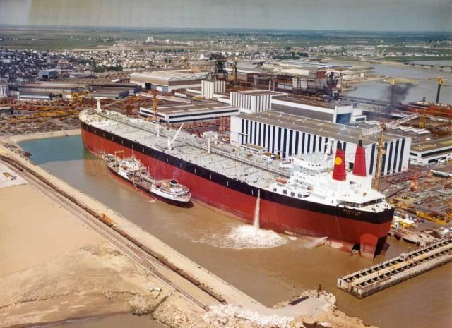How The Biggest Ships Were Built