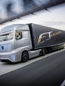 Mercedes-Benz Future Truck 2025 Concept