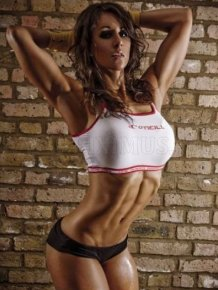 Girls with Some Serious Abs