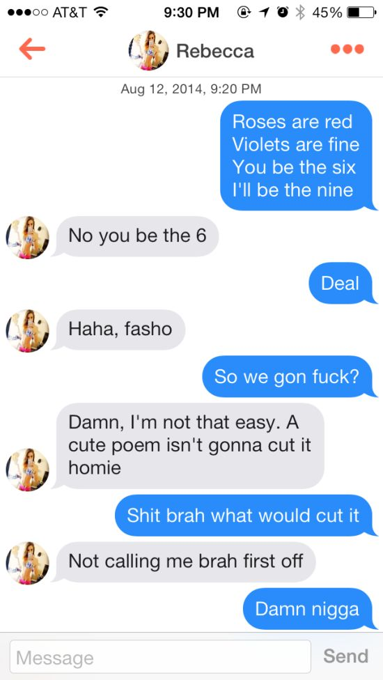 This Guy Has Perfected The Art Of Trolling On Tinder
