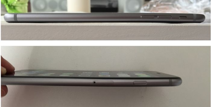The iPhone 6 Plus Is Bending In People's Pockets