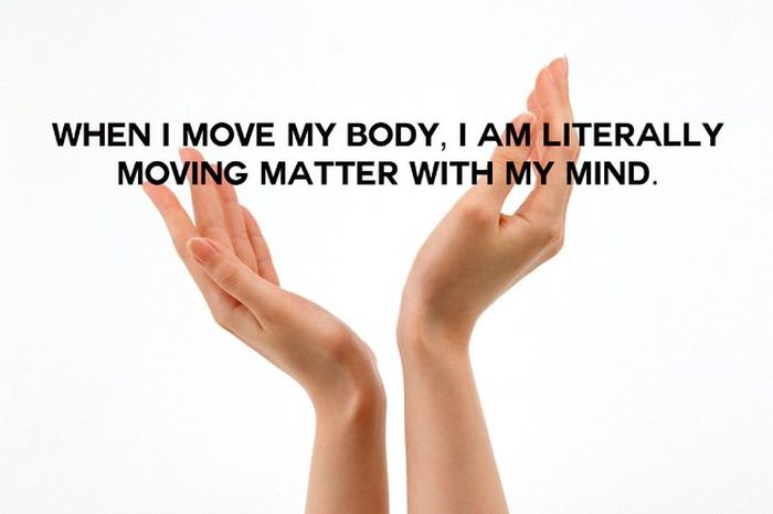 Epiphanies That Will Change The Way You Think About Your Body