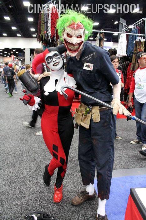Scary Joker Mask