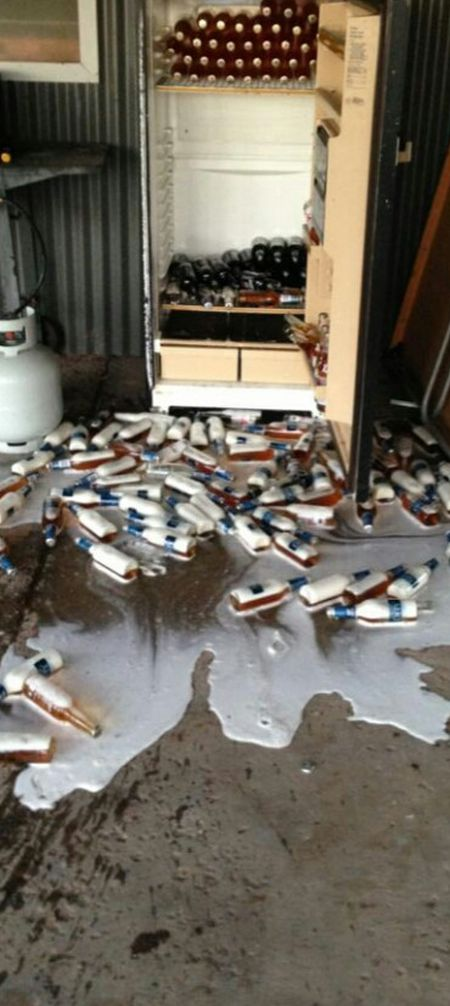 This Is Why You Don't Stack Beer