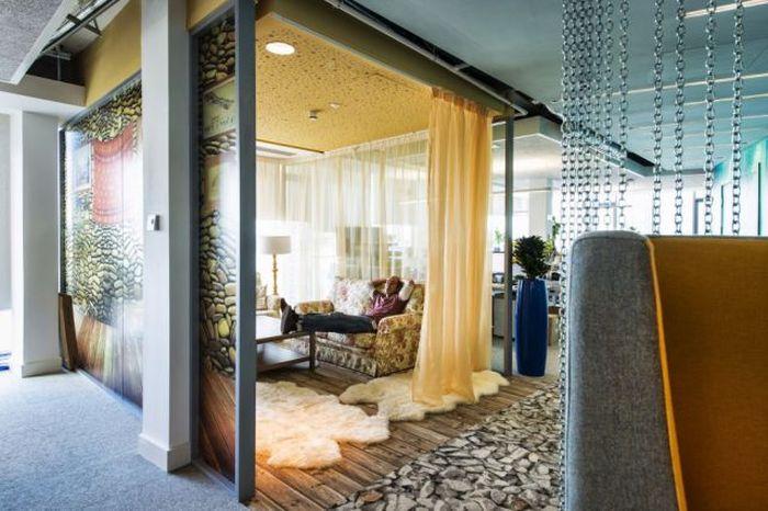 An Inside Look At Google's Dublin Office