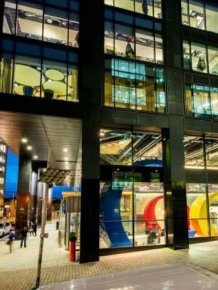An Inside Look At Google's Dublin Office