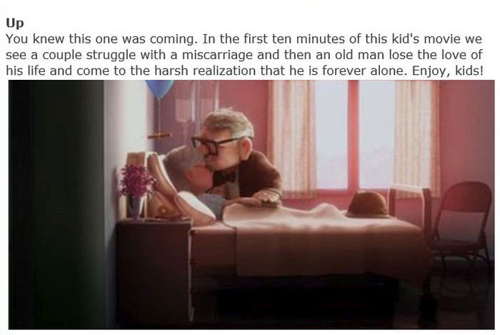 Heartbreaking Movie Moments You Will Never Forget