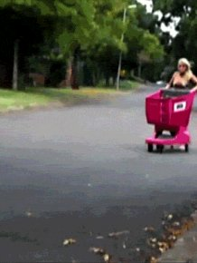 Gifs That Prove People Falling Is Funny