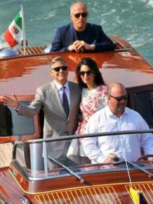 George Clooney And Amal Alamuddin Had A Beautiful Wedding