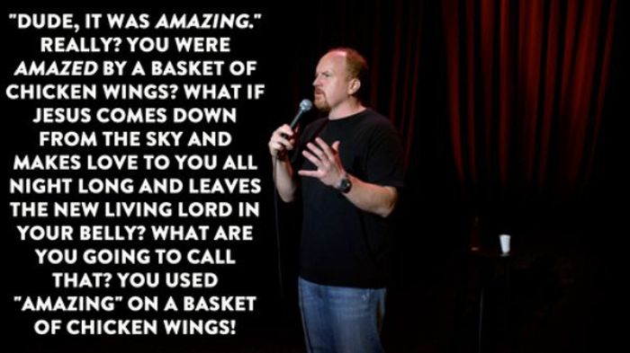 Funniest quotes by comedians