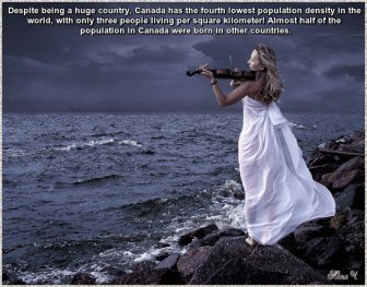 The Coolest Facts About Canada