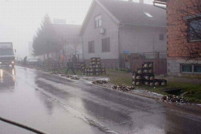 10,000 Bottles of Beer Destroyed