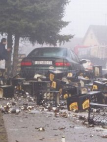 10,000 Bottles of Beer Destroyed