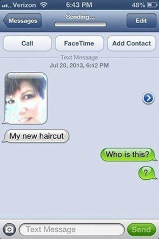 Somebody Stop These People From Texting Right Away