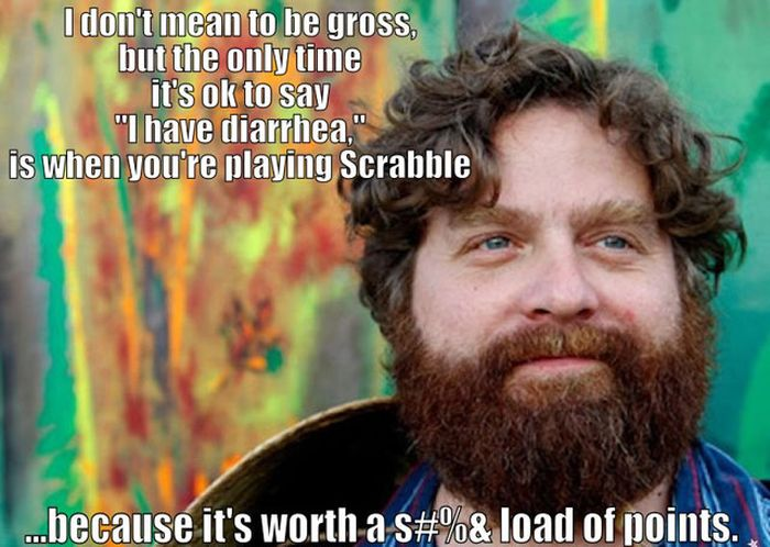 Hilarious And Genious Quotes From Zach Galifianakis