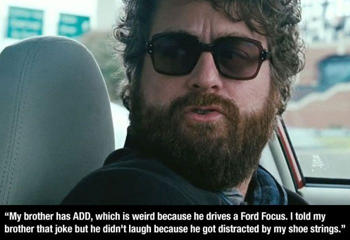 Funny Zach Memes : Zach galifianakis standup jokes to remind you why he got famous