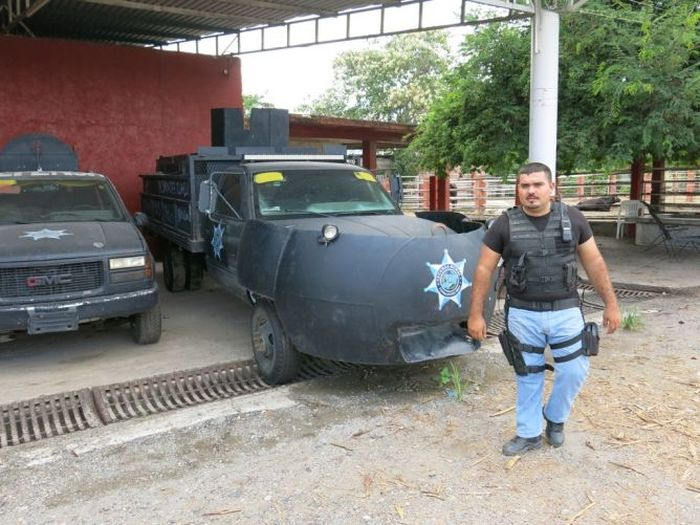 The Vehicles Of The Mexican Drug War