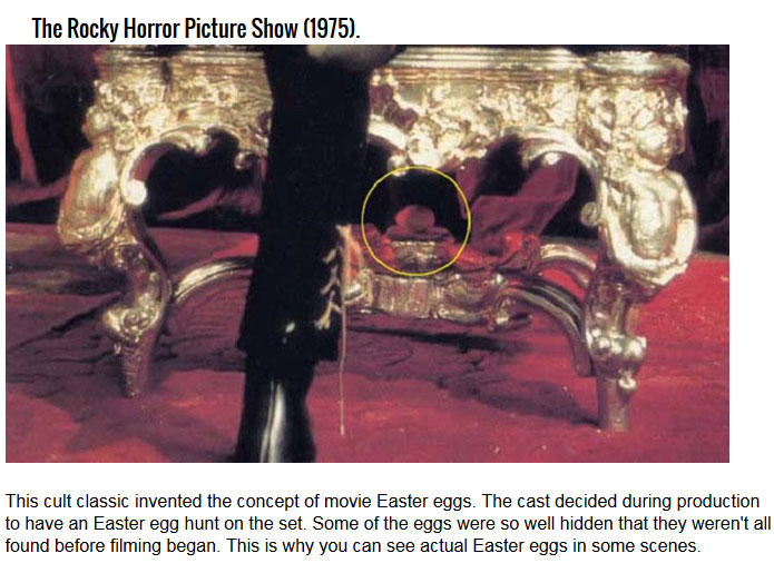 Awesome Easter Eggs You Might Have Missed In Movies