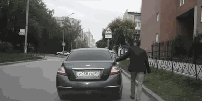 Russian Auto Thefts