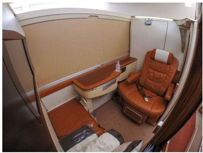 There's A Reason Why This Airline Seat Costs $23,000, part 23000