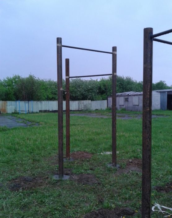 DIY Training Grounds