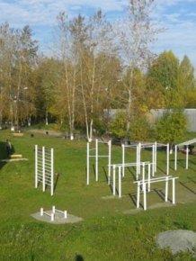 DIY Training Grounds