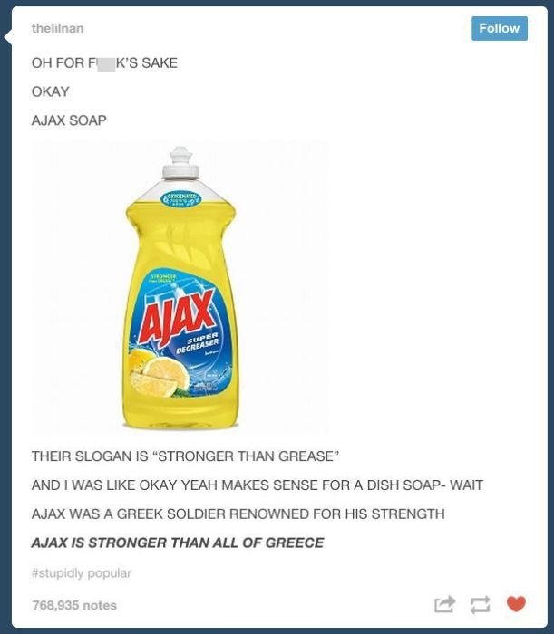 Tumblr Posts That Broke The World
