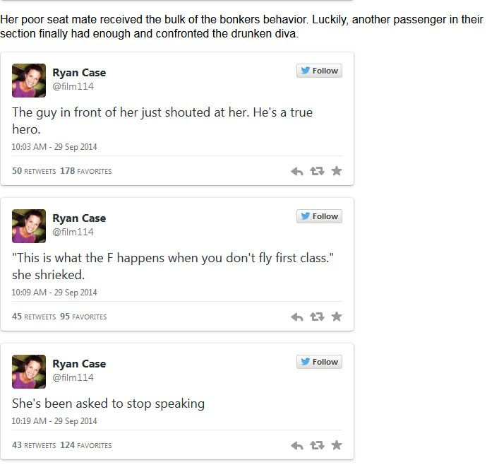 Modern Family Editor Live Tweets Terrible Airplane Passenger Encounter