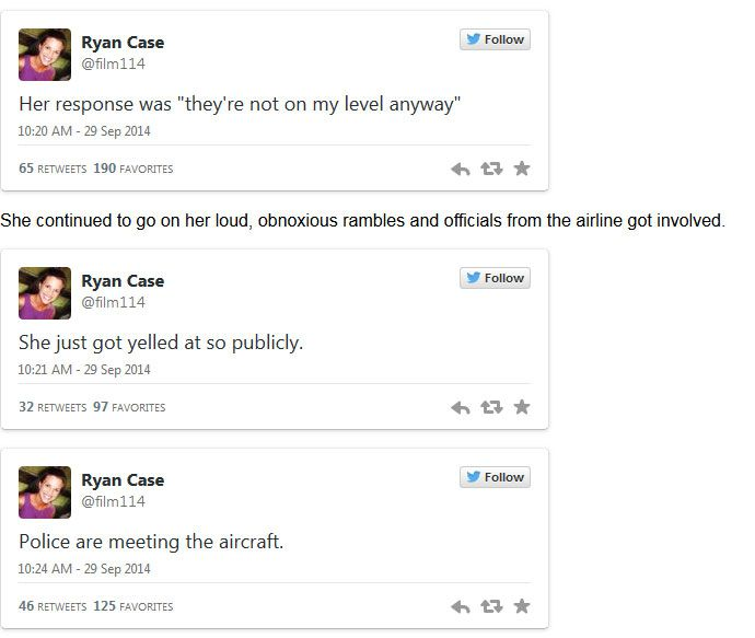 Modern Family Editor Live Tweets Terrible Airplane Passenger Encounter