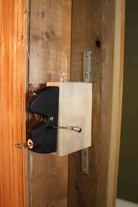 Building A Secret Door DIY
