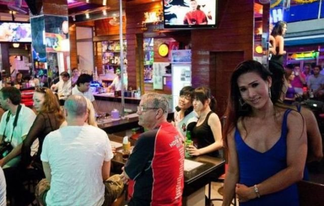 Nightlife of Hookers in Thailand