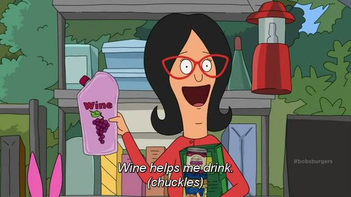 Classic Moments Featuring Linda From Bob's Burgers