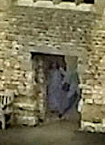 Did This Family Just Capture The Grey Lady Ghost In A Picture?