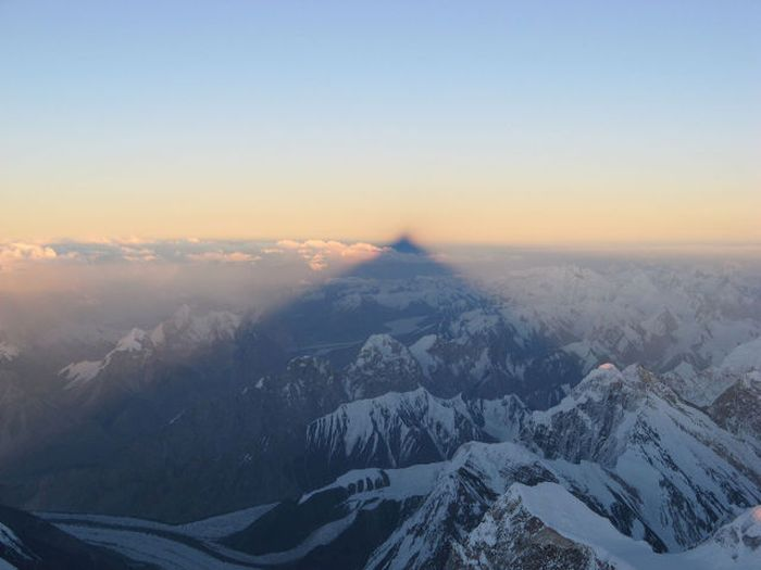 Amazing Views From The Highest Places On Earth