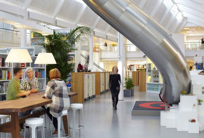Offices That You Would Actually Want To Work At