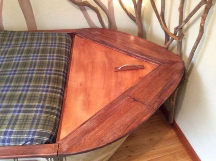 How To Build A Boat Bed From Scratch