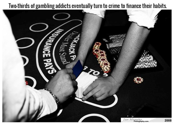 Facts You Probably Didn't Know About Gambling