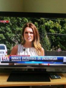 Weird Local News Captions