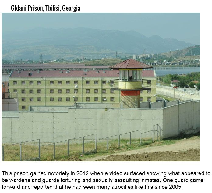 The Worst Prisons In The Entire World
