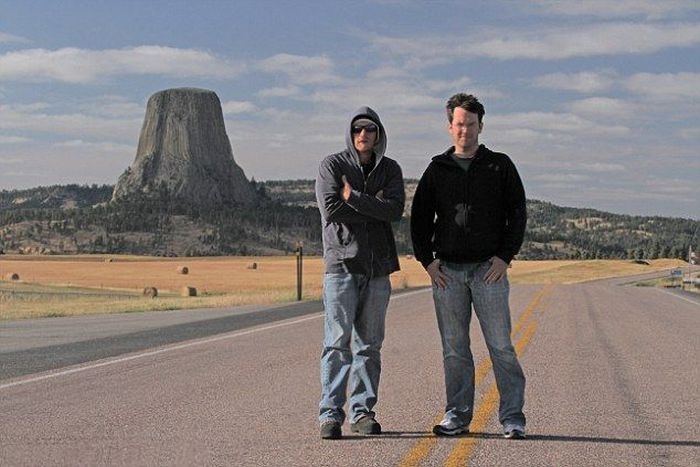 Brothers Travel The World While They Still Can