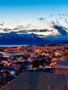Photos From Ushuaia