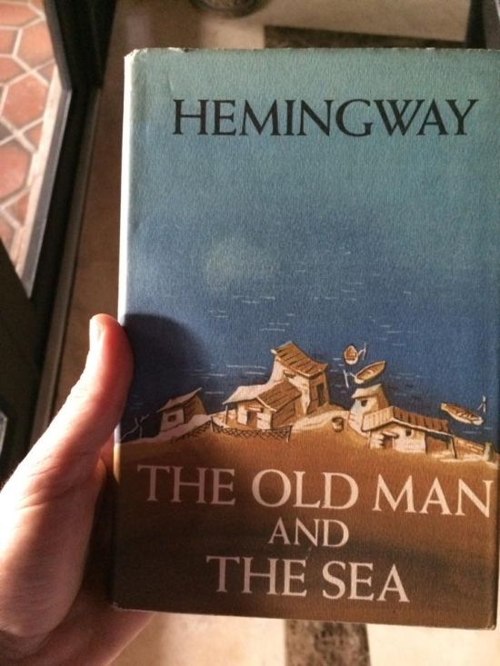 Ernest Hemingway Autograph From A Yard Sale
