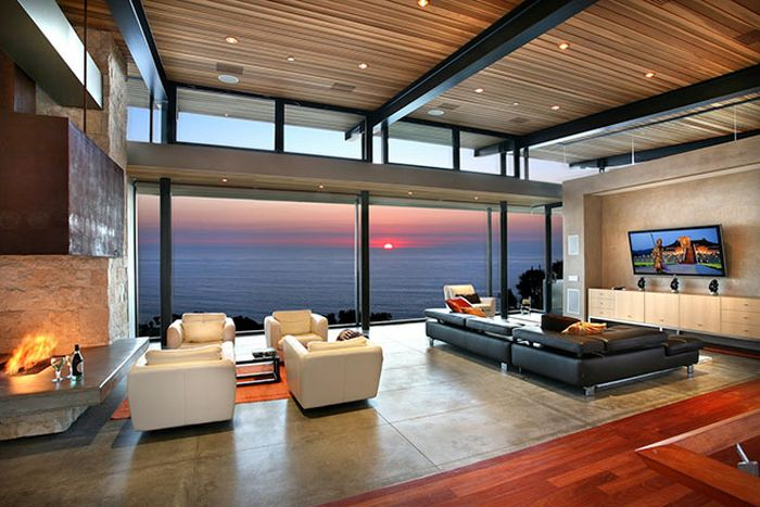 Some Of The World's Best Bachelor Pads