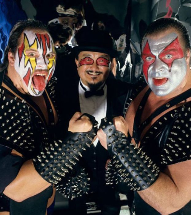 Classic WWE Photos Are A Blast From The Past