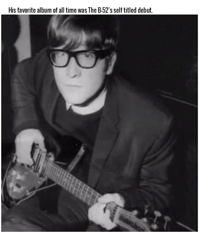 Facts About John Lennon To Celebrate His 74th Birthday