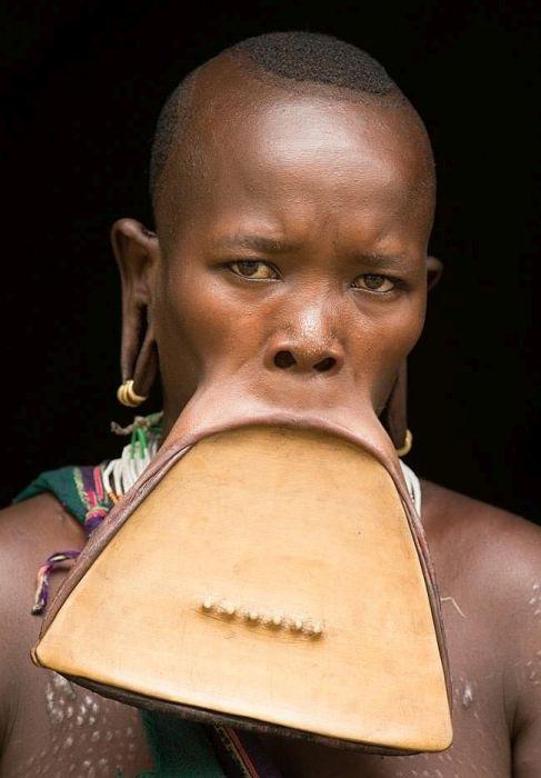 Ethiopian Girl Has A Very Unique Talent