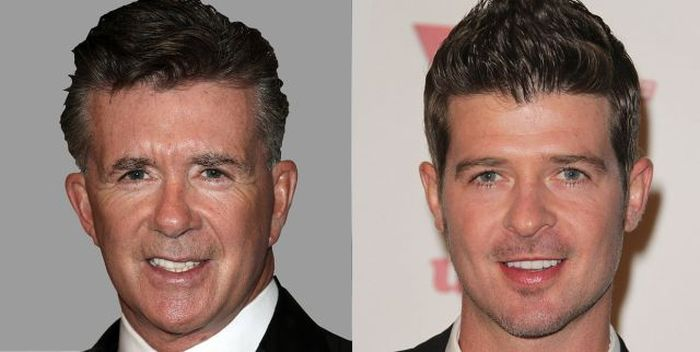 Celebrities Who Look Way Too Much Like Their Famous Parents