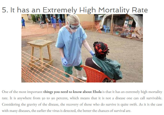 10 Important Facts You Need To Know About Ebola