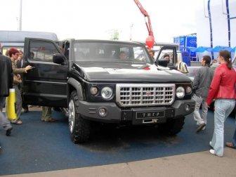 TIGR - Russian Hummer