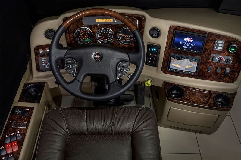 The most expensive homes on wheels